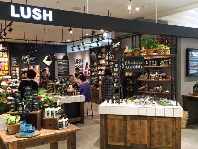 ラッシュ(LUSH) 丸井錦糸町店の画像・写真